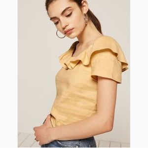 Reformation Athena Top